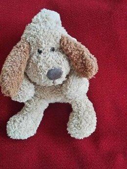 Мягкие игрушки - Собака с кармашком, 0