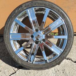 Шины, диски и комплектующие - Лето 225 40 18 на литье, 0