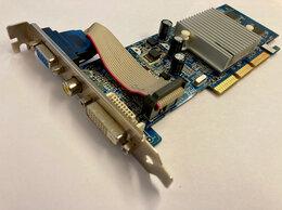 Видеокарты - Видеокарта AGP GeForce FX5200, 0