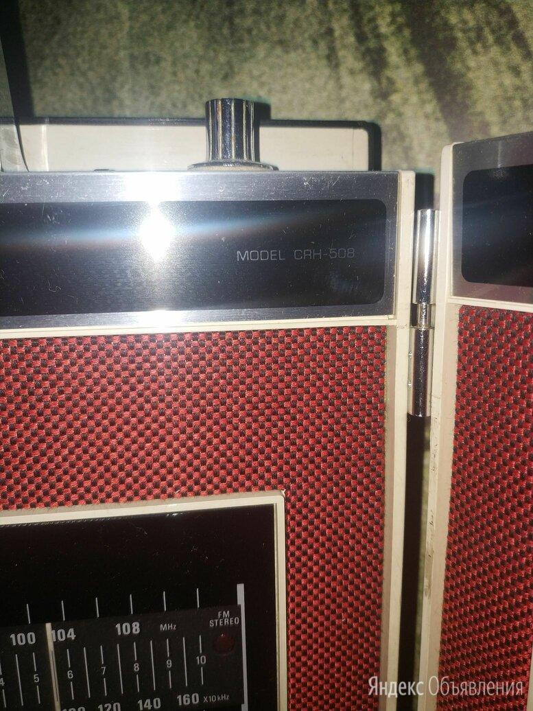 Cassette Stereo / FM Stereo CRH-508 по цене 799799₽ - Музыкальные центры,  магнитофоны, магнитолы, фото 0