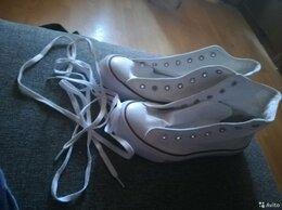 Кроссовки и кеды - Кеды белые, 0