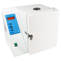 Устройства, приборы и аксессуары для здоровья - Стерилизатор воздушный гп-10 мо (Сухожаровой шкаф), 0