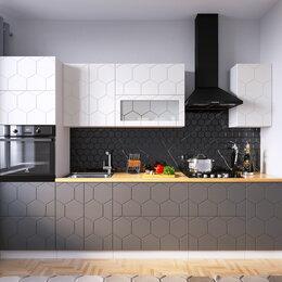 Мебель для кухни - Кухня Кухонный гарнитур Соты нновый с доставкой в рассрочку, 0