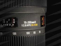 Объективы - Sigma 70-200 mm F2.8 for Nikon // 2386 📷, 0