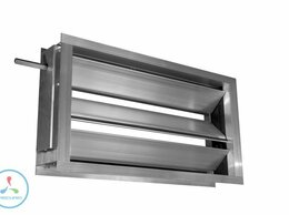 Электромагнитные клапаны - Shuft DRr 800*500, 0