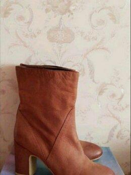 Полусапоги - Сапожки бренда SISLE, кожаные, 0