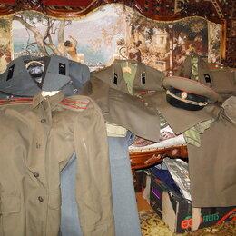 Военные вещи - Военное обмундирование советское общевойсковое., 0