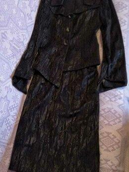 Костюмы - Костюм Priz (жакет + юбка). Размер 42., 0