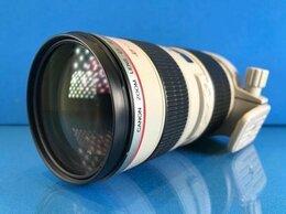 Объективы - Canon EF 70-200mm 2.8 L USM, 0