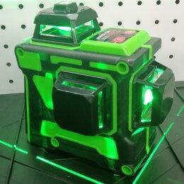 Измерительные инструменты и приборы - Лазерный уровень 3 Х 360 градусов , 0