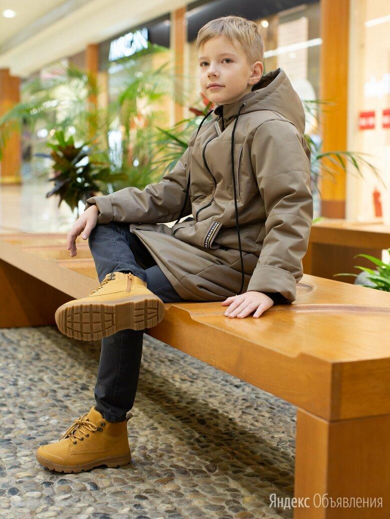 Парка для мальчика по цене 3750₽ - Куртки и пуховики, фото 0