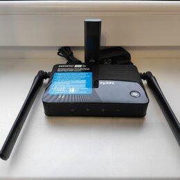 Оборудование Wi-Fi и Bluetooth - Роутер Zyxel Keenetic 4G III, 0