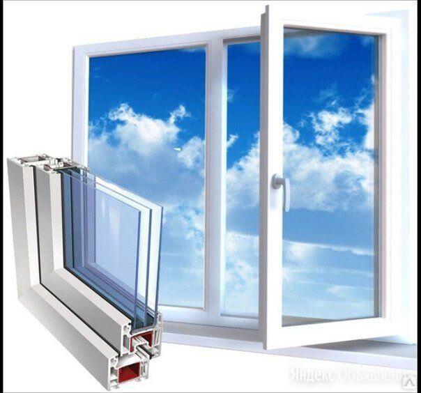 Металлопластиковые окна по цене 1000₽ - Окна, фото 0