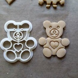 Посуда для выпечки и запекания - Различные формы для печенья, 0