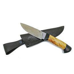 Аксессуары и комплектующие - Нож ручной работы «Сокол» из стали Х12МФ, 0