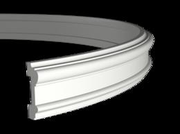 Лепнина - Молдинг гибкий из полиуретана 1.51.307 Европласт…, 0