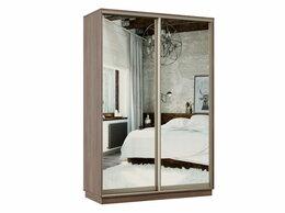 Шкафы, стенки, гарнитуры - Шкаф-купе Классика 01 (01;01) 2-х дверный, 0
