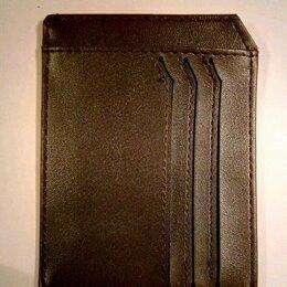 Визитницы и кредитницы - Футляр для карт, 0
