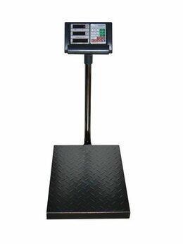 Напольные весы - Напольные весы Foodatlas ВТН-300 (300кг/100гр), 0
