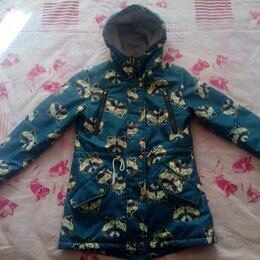 Куртки и пуховики - Куртка на девочку 134см Batik Осень-весна, 0