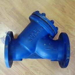 Запорная арматура - Фильтр фланцевый сетчатый V821 Zetkama DN 100 PN 16 Б/У, 0