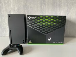 Игровые приставки - Xbox series x + game pass ultimate на год, 0