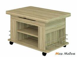 Столы и столики - Журнальный стол-трансформер  Агат 23 кобург, 0