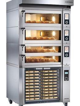 Жарочные и пекарские шкафы - Печь подовая Wiesheu EBO 86 L EXCLUSIVE NEW, 0