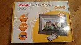 Цифровые фоторамки и фотоальбомы - Фоторамка Kodak SV1011, 0