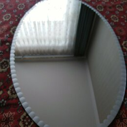 Зеркала - Зеркало овальное 600× 1000, 0