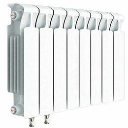 Радиаторы - Радиатор биметаллический секционный RIFAR RIFAR SUPReMO VENTIL 500 SVR 7 секц..., 0