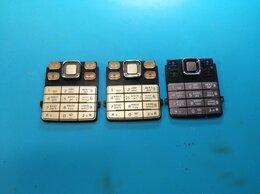 Клавиатуры и кнопки - Клавиатура для телефона Nokia 6300, 0