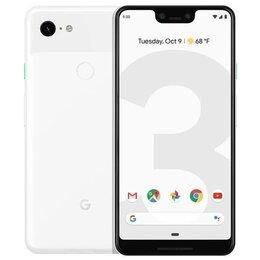 Мобильные телефоны - Google Pixel 3 XL 4/64GB Clear White (Белый), 0