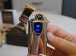 Пепельницы и зажигалки - Зажигалка USB JOBON, 0