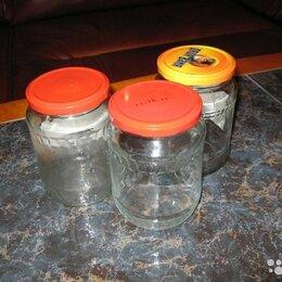 Ёмкости для хранения - Банки стеклянные с крышкой для консервирования, 0