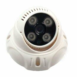 Камеры видеонаблюдения - Камера видеонаблюдения PoE 2.0m 1080 с микрофоном, 0