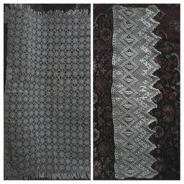 Скатерти и салфетки - Скатерть кружевная ручной рабрты 50/60-х г. и подвес..., 0