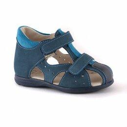 Туфли и мокасины - Скороход Туфли летние ясельные темно-синий (22), 0