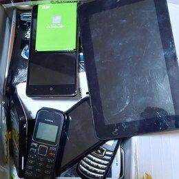 Прочие запасные части - Телефоны, планшеты на разбор. , 0