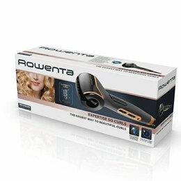 Щипцы, плойки и выпрямители - Щипцы для завивки волос Rowenta CF3710F0, 0