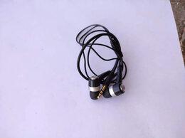 Наушники и Bluetooth-гарнитуры - Наушники вушники Samsung черные короткие, 0