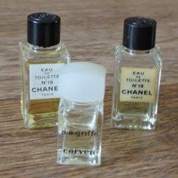 Парфюмерия - Chanel + Carven, 0