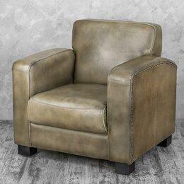 """Кресла - Кресло с мягкими подлокотниками серое """"Норд"""", 0"""