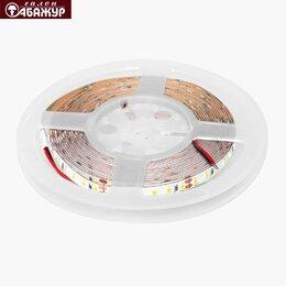 Светодиодные ленты - Светодиодная лента 24V 120LED 10W нейтральный свет, 0