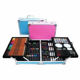 Рисование - Набор для рисования в чемоданчике 145 предметов, 0