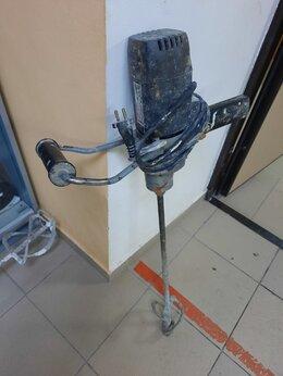 Дрели и строительные миксеры - Дрель-миксер Rebir EM 1-950 E, 0