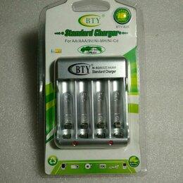 Зарядные устройства и адаптеры питания - Зарядное устройство для аккумуляторов BTY-825 MH/Ni-Cd, 0
