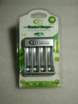 Зарядные устройства для стандартных аккумуляторов - Зарядное устройство для аккумуляторов BTY-825…, 0