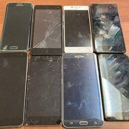 Мобильные телефоны - Смартфоны на запчасти или под восстановление. , 0