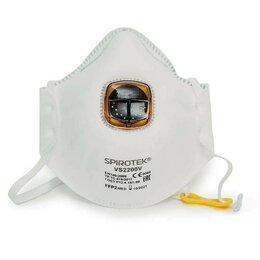 Устройства, приборы и аксессуары для здоровья - Респиратор SPITOTEK VS2200V FFP2, 0